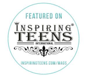 Inspiring Teens Feature