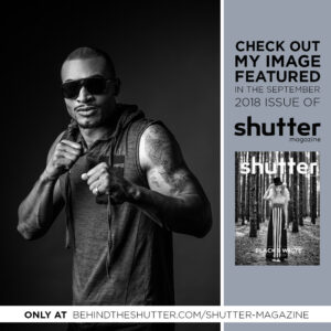 Feature in Shutter magazine