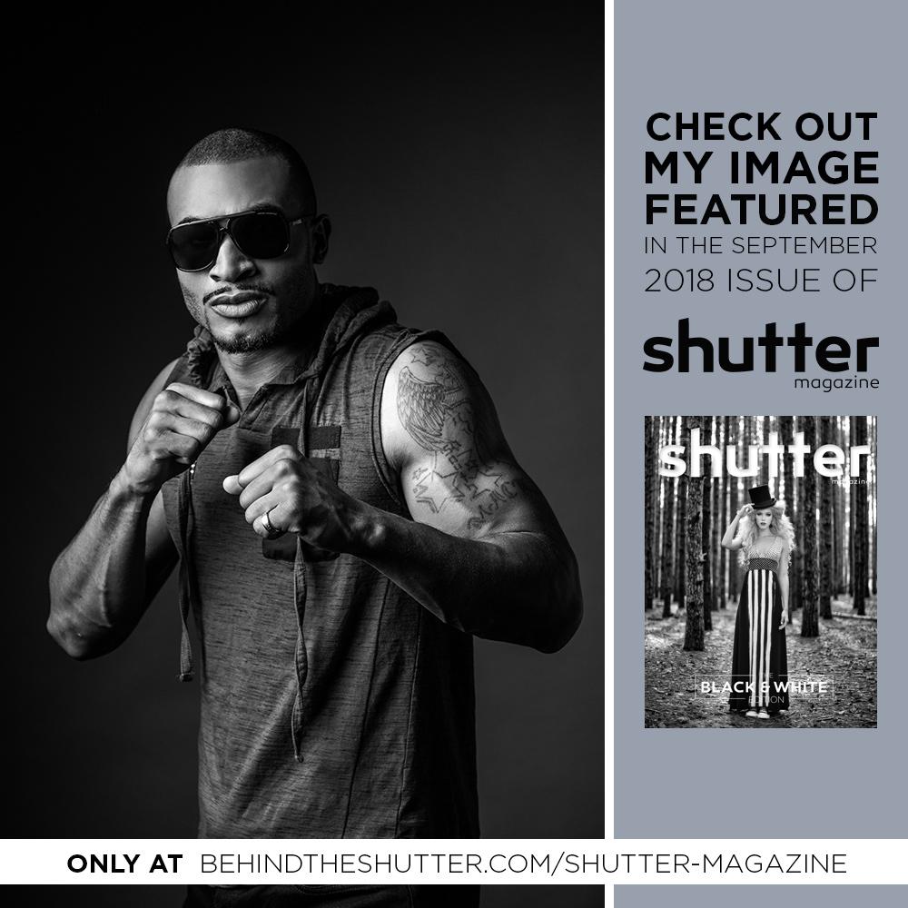 Feature in Shutter magazine
