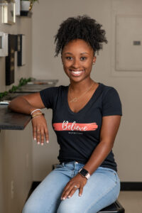 Princess Reaves, Owner of Believe Nutrition