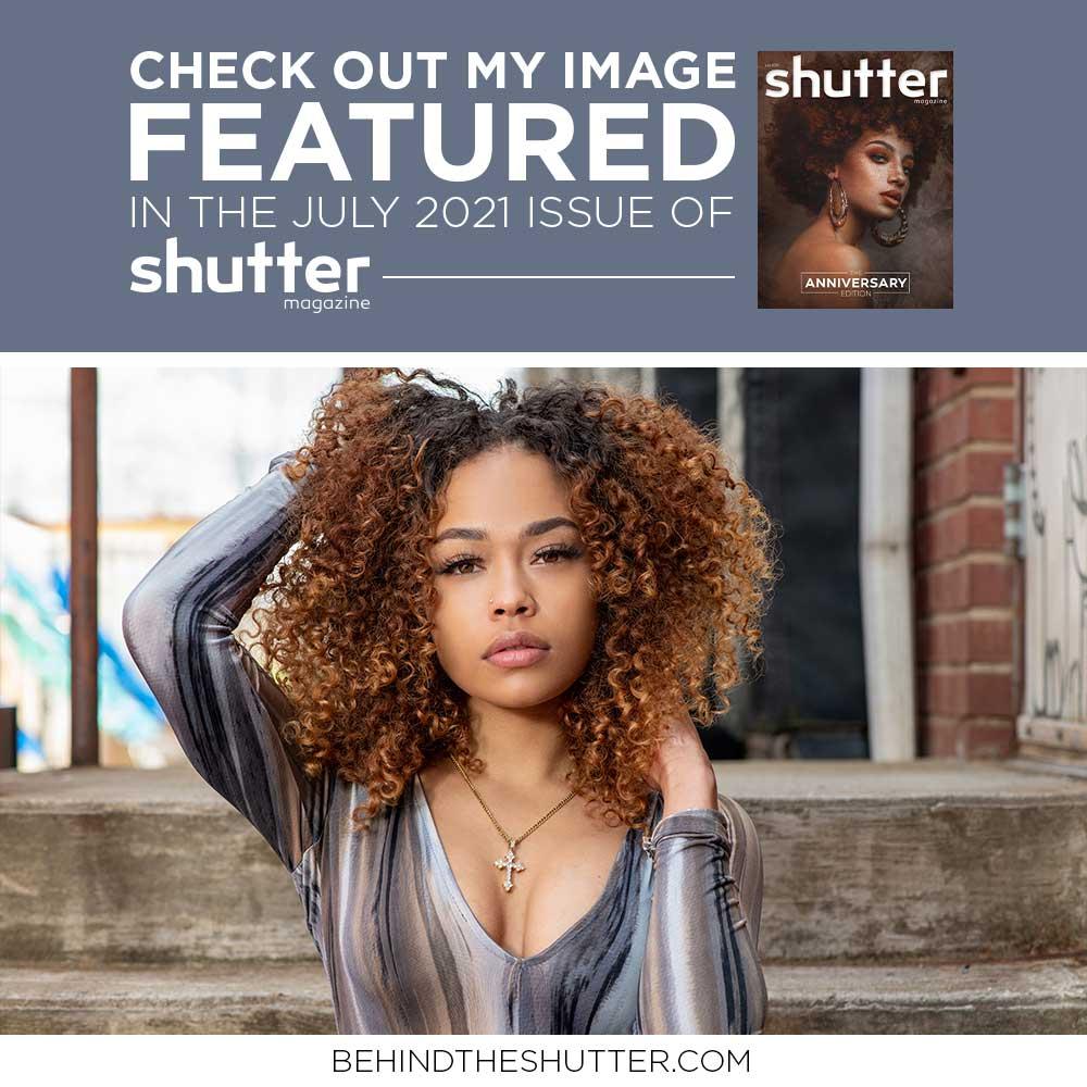 published photographer